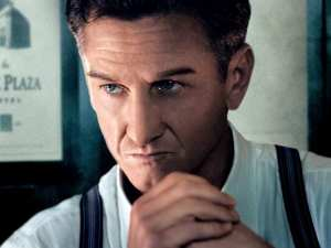 Sean Penn in un'immagine di Gangster Squad