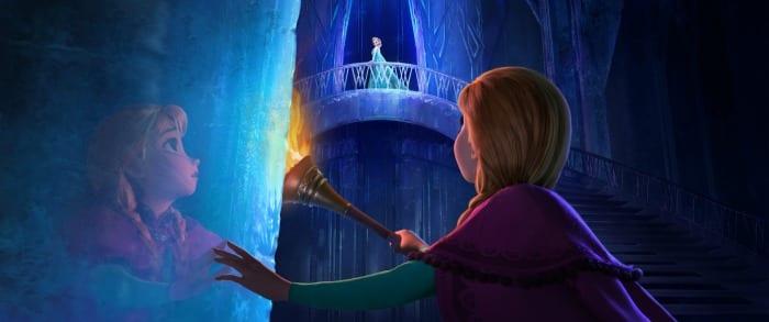 Frozen - Il Regno di ghiaccio - Elsa e Anna