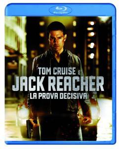 Il Packshot di Jack Reacher