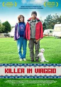 Killer in viaggio - la locandina