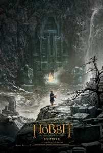 Il primo teaser poster de Lo Hobbit: La desolazione di Smaug