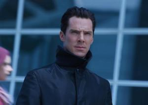 Benedict Cumberbatch è John Harrison in Into Darkness - Star Trek