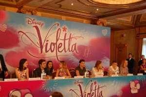 Violetta - La conferenza stampa | © CineZapping