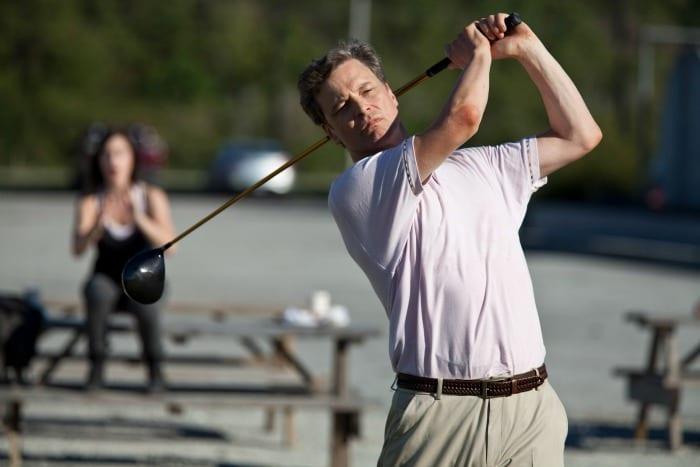 Colin Firth ne Il mondo di Arthur Newman