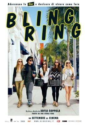 Bling Ring - La locandina