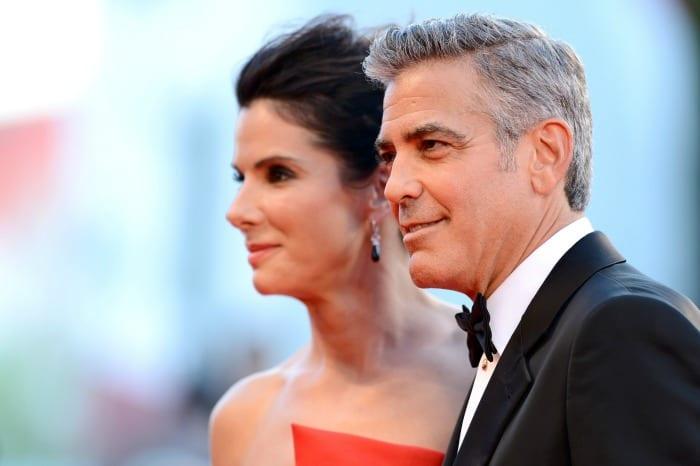 Sandra Bullock e George Clooney | © Ian Gavan / Getty Images