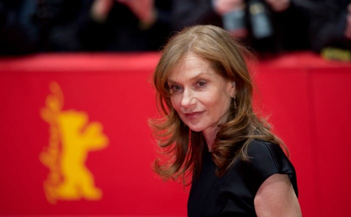 Isabelle Huppert   © AFP / Getty Images