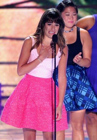 Lea Michele ai Teen Choice Awards 2013 | © Kevin Winter / Getty Images