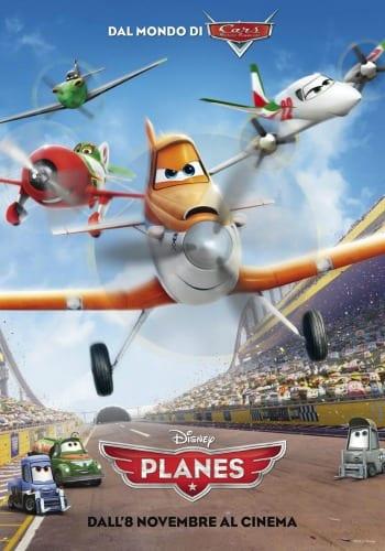 Planes - La locandina