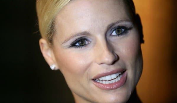 Michelle Hunziker   ©  Andreas Rentz / Getty Images