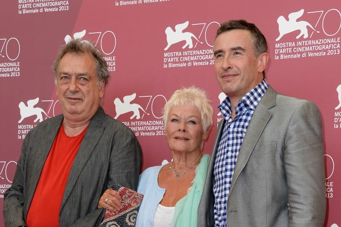Stephen Frears, Judi Dench e Steve Coogan | © Pascal Le Segretain / Getty Images