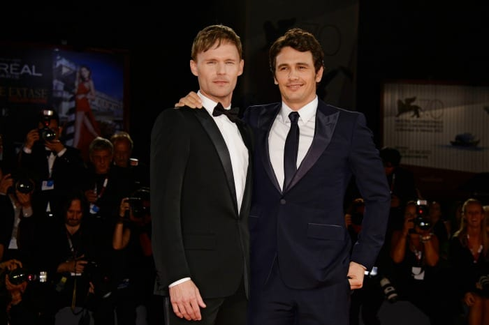 Scott Haze e James Franco | ©  Pascal Le Segretain / Getty Images
