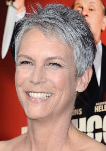 """Jamie Lee Curtis protagonista di """"The Final Girls"""" © ROBYN BECK/AFP/Getty Images"""