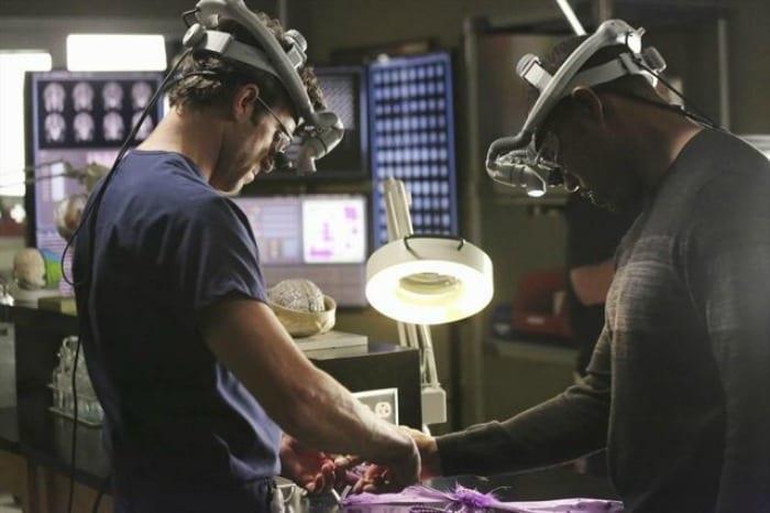Grey's Anatomy - Thriller