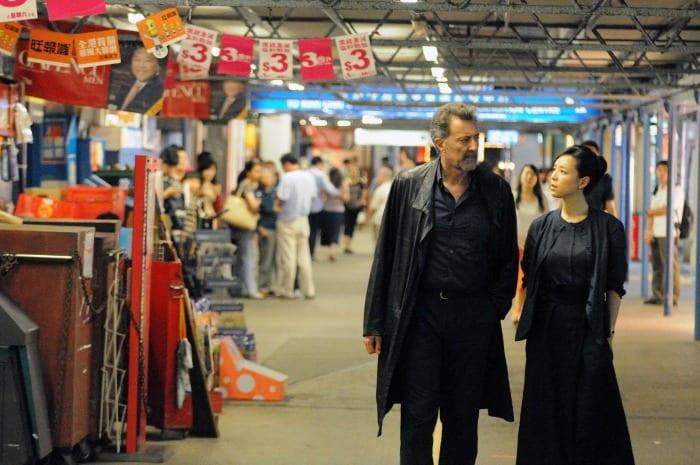 Luca Barbareschi e Zhang Jingchu