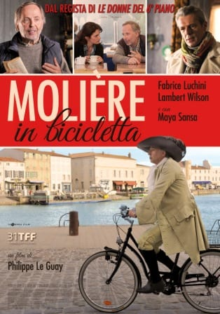 Moliére in bicicletta