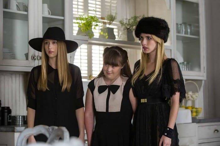 American Horror Story: Coven - Head