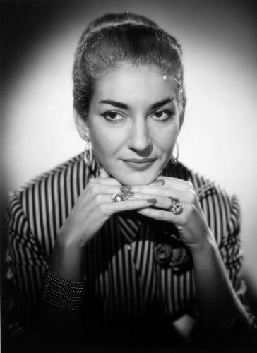 Maria Callas | © Baron - Hulton Archive