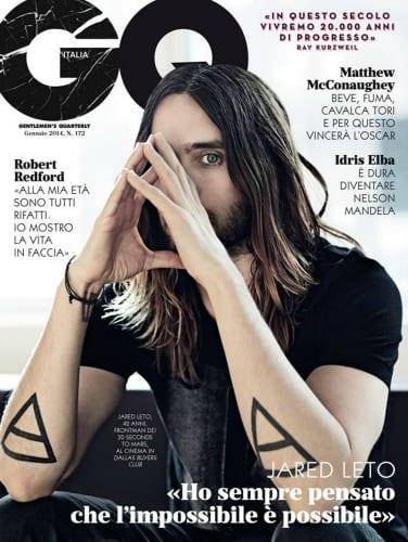 Jared Leto su GQ
