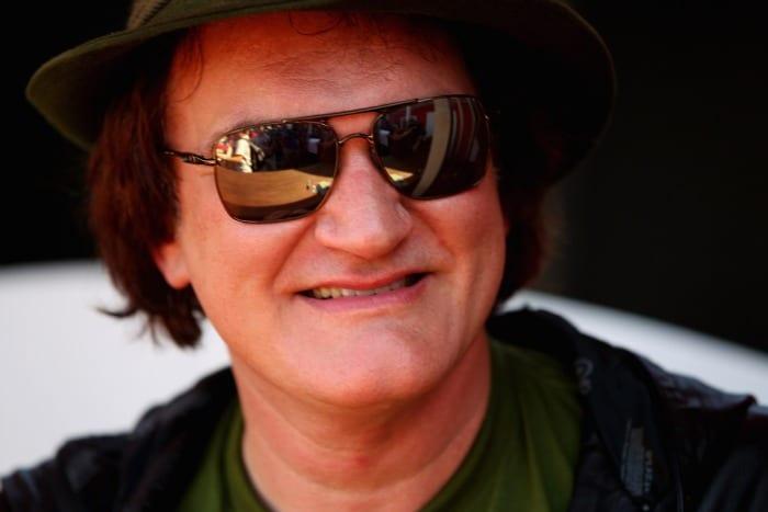 Quentin Tarantino   © Joe Scarnici / Getty Images