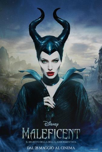 Malefica (Angelina Jolie)