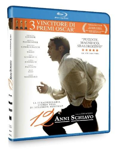 12 anni schiavo in Blu-Ray