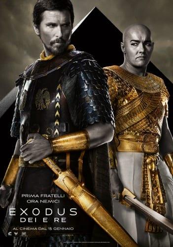 Exodus - Dei e re - La locandina
