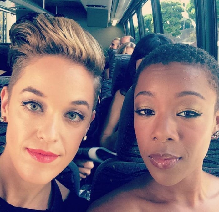 Lauren Morelli e Samira Wiley | Instagram