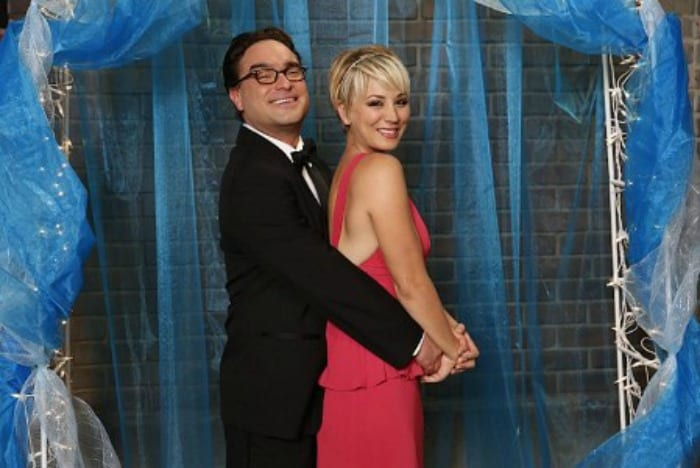 Leonard e Penny - The Big Bang Theory