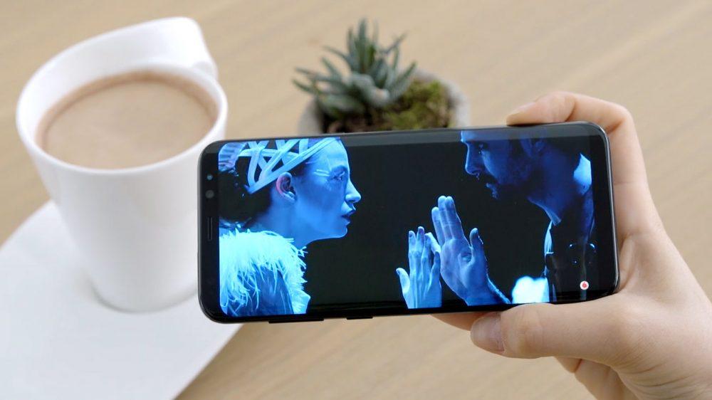 Yeni Samsung Galaxy S8 incelemesi