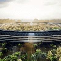 """Apple'ın Muhteşem Tesisi """"Apple Park"""" Bitmek Üzere"""