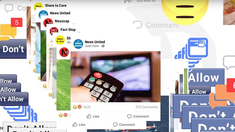 Facebook, Tüm Bu Yıkıcı Süreci Unutturacak Yeni Reklamını Yayınladı