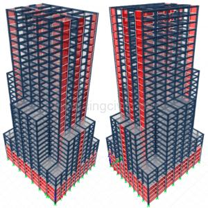 Cingcivil: Edificio 25 Pisos