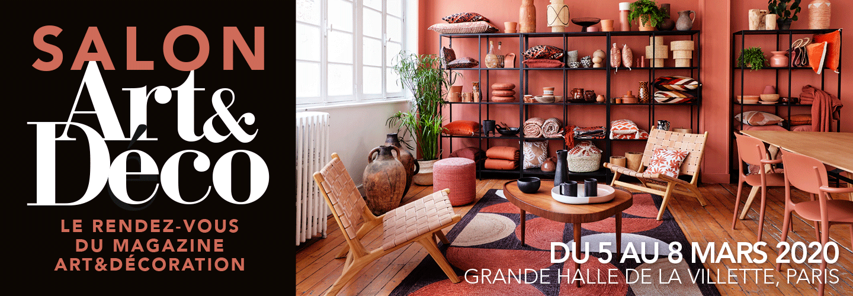 salon art decoration paris cinier