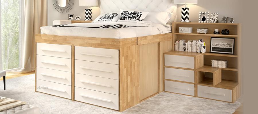 Cinius arredamento ecologico in legno massello