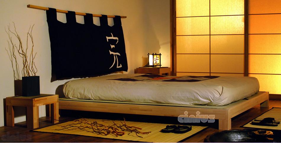 Letto TatamiBed di Cinius il primo letto per tatami