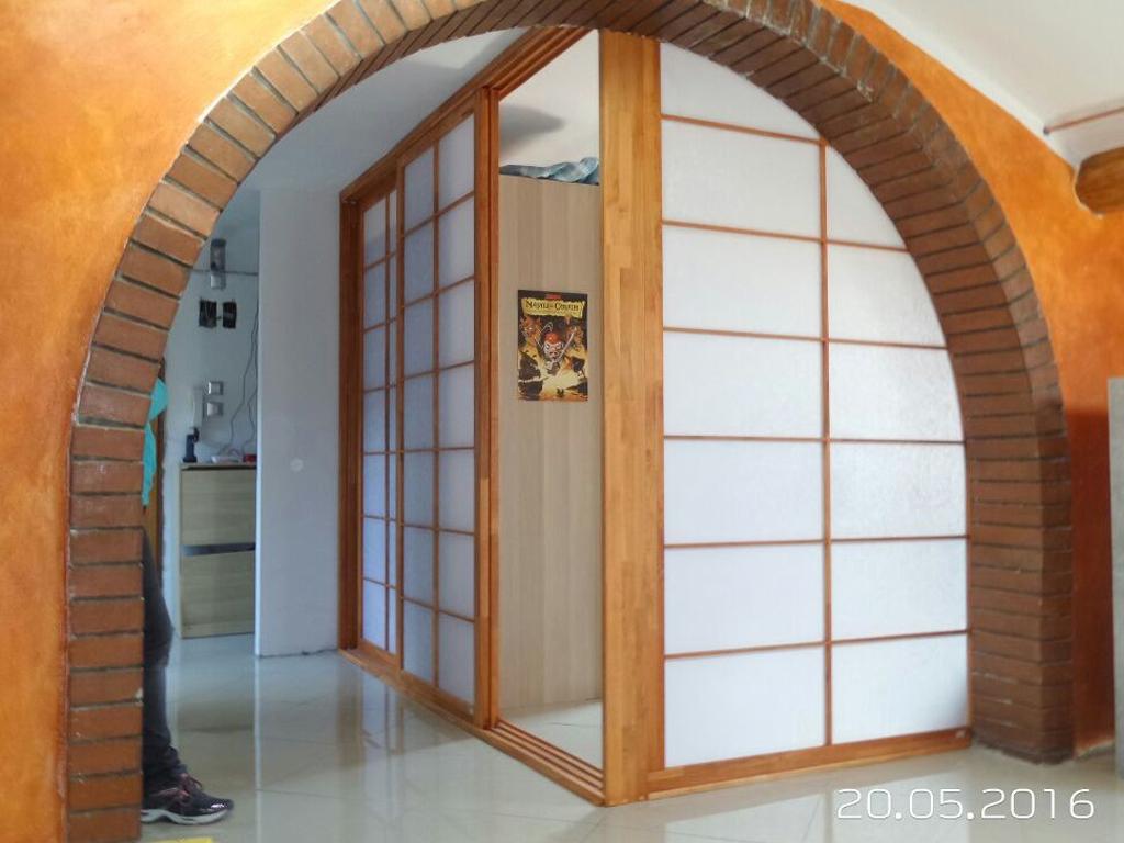 Porte E Pareti Scorrevoli Shoji In Stile Giapponese  Cinius