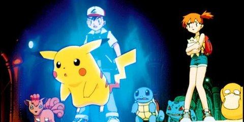 Pokémon The First Movie: Mewtwo strikes back