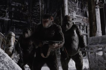 War for the Planet of the Apes - La planète des singes: suprématie