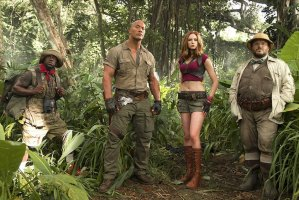 Jumanji: Welcome to the Jungle - Jumanji: Bienvenue dans la jungle
