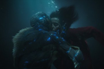 The Shape of Water - La forme de l'eau