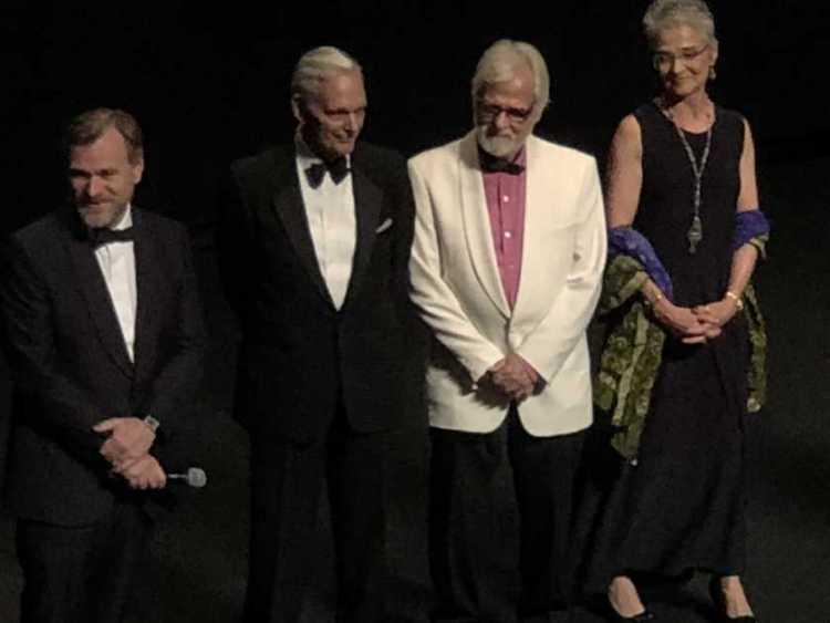 2001 L'odysée de l'espace - 50 ans Cannes