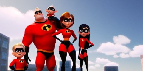 Incredibles 2 - Les indestructibles 2