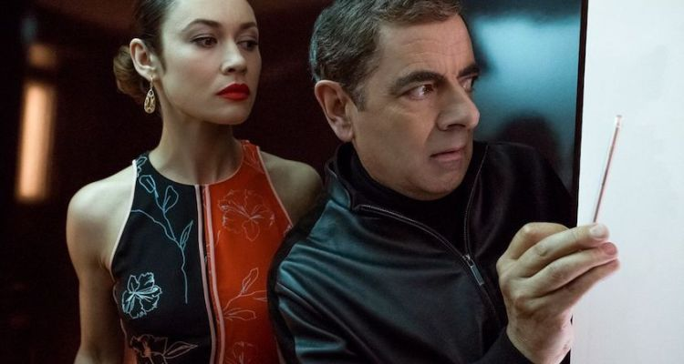 Johnny English Strikes Again - Johnny English contre-attaque