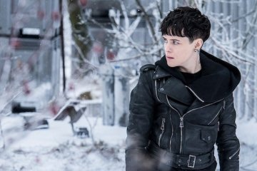 The Girl in the Spider's Web - Millenium: ce qui ne me tue pas
