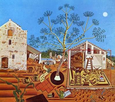 La fattoria di Joan Miró, uno dei massimi esponenti del surrealismo