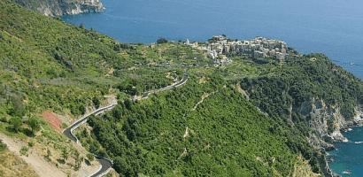 Le stationnement dans les Cinque Terre