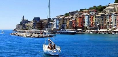 Visiter les Cinque Terre en bateau
