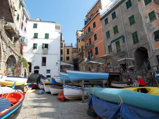 Rue Cinque Terre