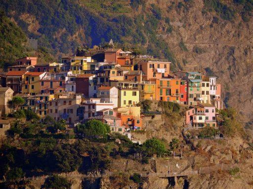 Cinque Terre Location village perché